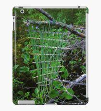 Swamp Weave iPad Case/Skin