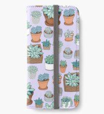 Succulent Love iPhone Wallet/Case/Skin