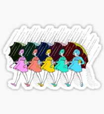 Those Salty Girls Sticker