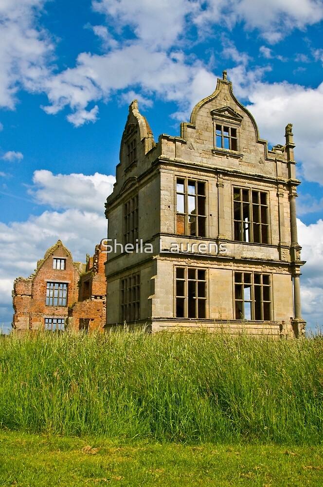 Moreton Corbet Castle  #1 by dunawori