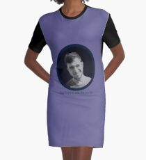See The Movie! Graphic T-Shirt Dress