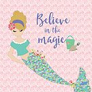 Mermaid Magic by Julie Nutting