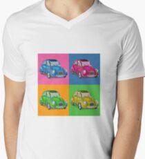 Classic Citroën Deux Chevaux 2CV Loose Sketch - Pop Art T-Shirt