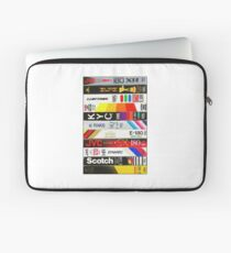 VHS Tapes Laptop Sleeve