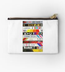 VHS Tapes Studio Pouch