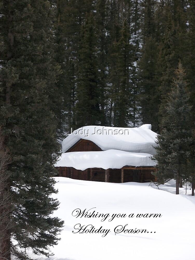 Warm Holidays! by Jody Johnson
