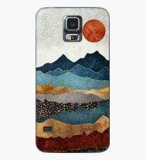 Amber Dusk Case/Skin for Samsung Galaxy
