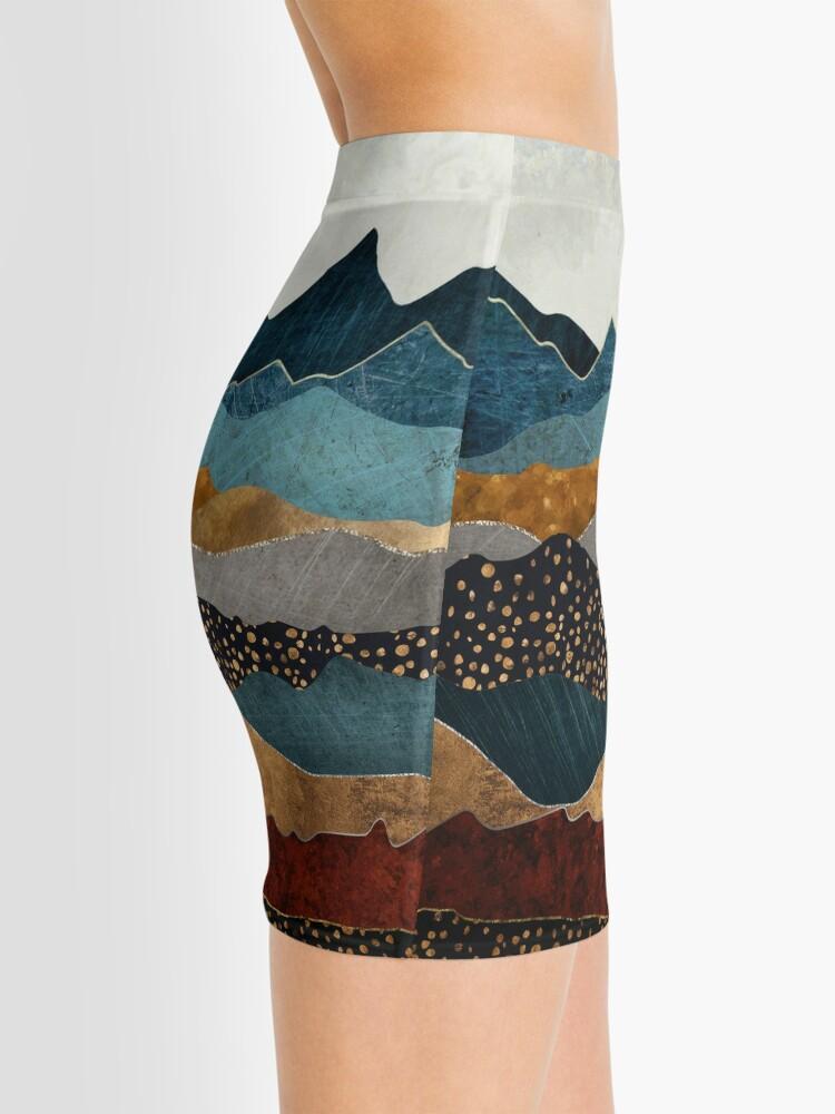 Alternate view of Amber Dusk Mini Skirt