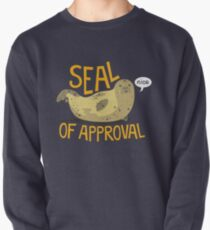 Seal of Approval Pullover
