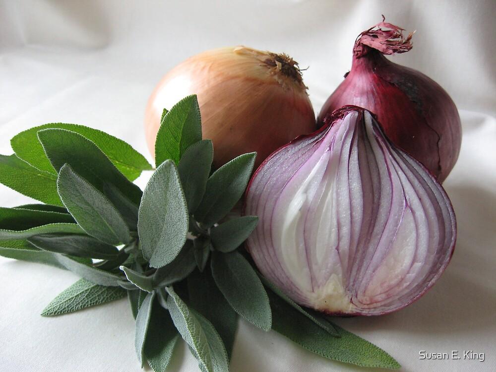 Sage & Onion by Susan E. King