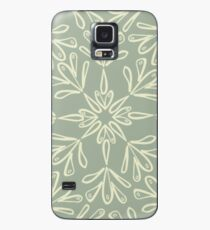 Snowflake Case/Skin for Samsung Galaxy