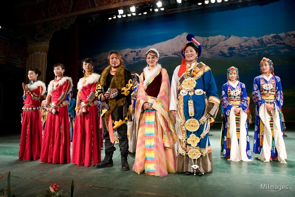 Costumes of Shangri La by MiImages