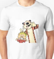 Calvin and Hobbes-Original T-Shirt