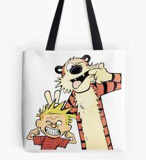 Calvin and Hobbes-Original Tote Bag