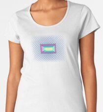 Bismuth Gem Women's Premium T-Shirt