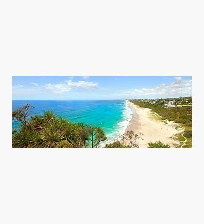 Sunshine Beach Lookout Photographic Print