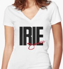 Kristen Stewart's IRIE Jamaica T-Shirts, Hoodies, Media Cases, & More  Women's Fitted V-Neck T-Shirt