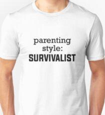 Survivalist Parenting Unisex T-Shirt