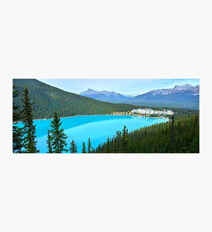 Lake Louise Perfection Photographic Print