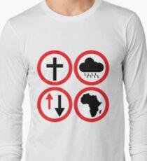 Toto - Africa: Bless Rains Down Africa Long Sleeve T-Shirt