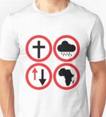 Toto - Africa: Bless Rains Down Africa Unisex T-Shirt