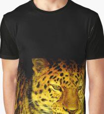 Amur Leopard Three Graphic T-Shirt