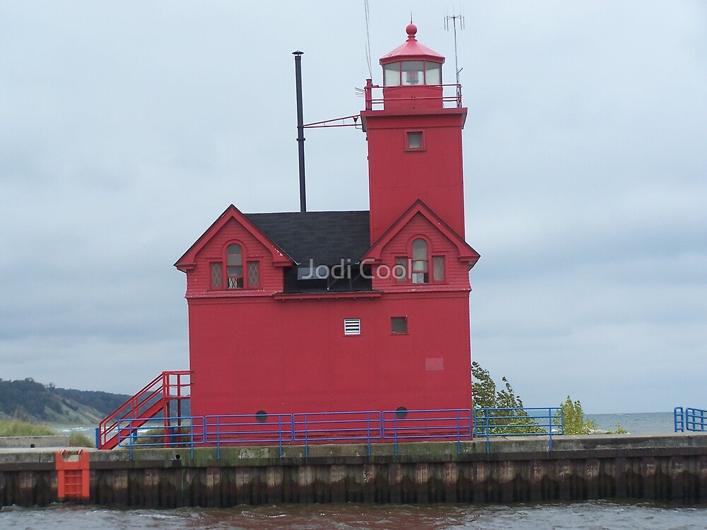 light house by Jodi Cool