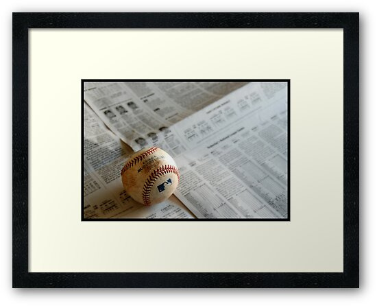 I love baseball by ErinPhotography