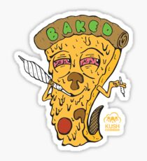 Baked Sticker