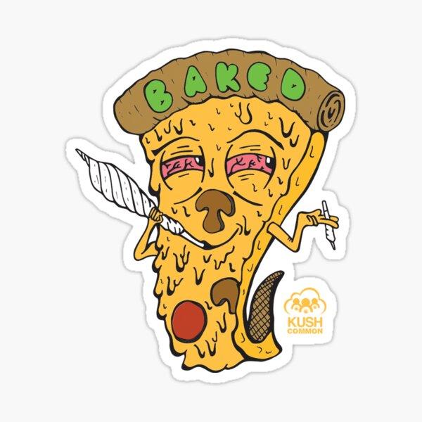 Baked Glossy Sticker