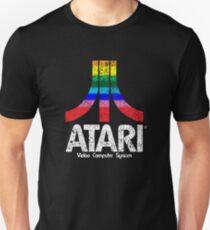 Atari Retro Faded Unisex T-Shirt