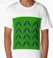 Design elements green Long T-Shirt