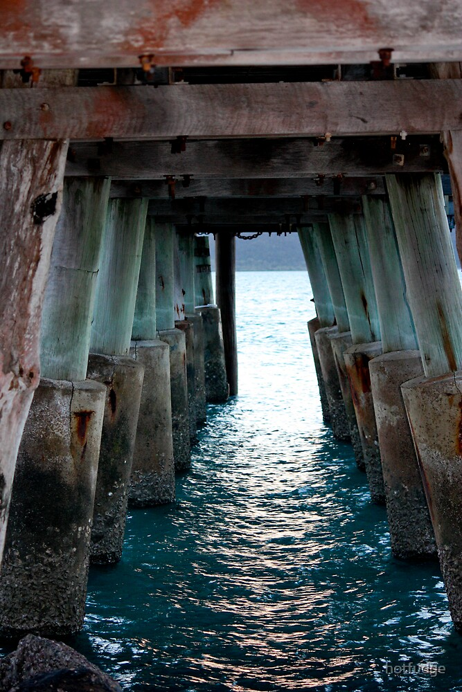 """Daydream Pier"" by hotfudge"