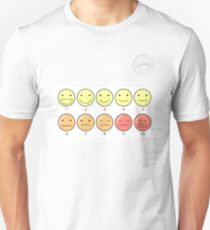 Healthcare Companion Pain Scale T-Shirt