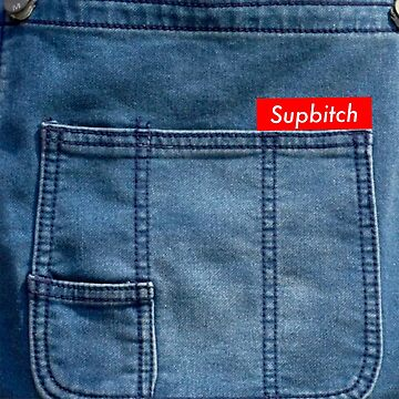 90s Jeans Supbitch by supbitches