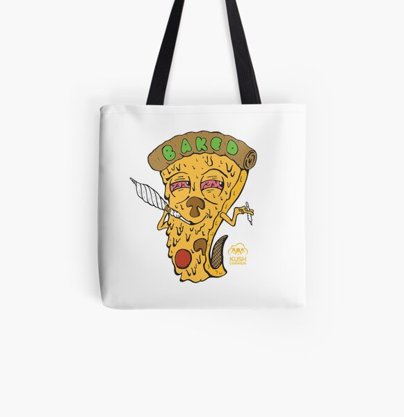 Baked All Over Print Tote Bag