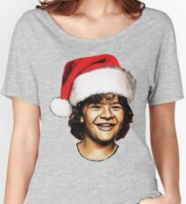 dustin christmas Women's Relaxed Fit T-Shirt