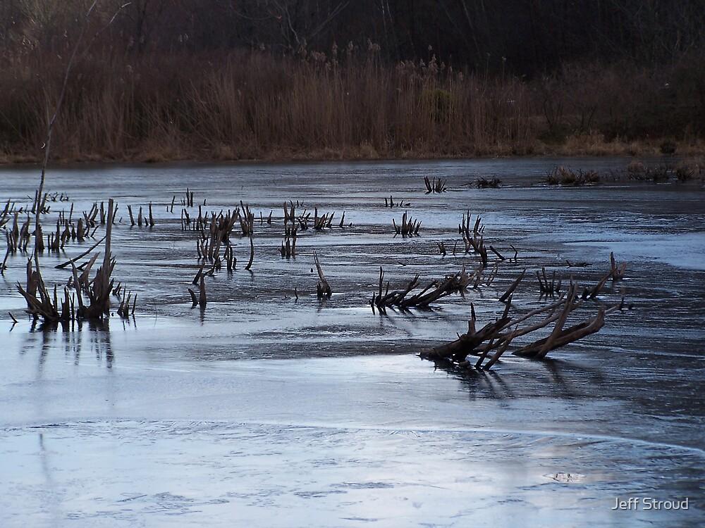 ice n sticks  by Jeff stroud