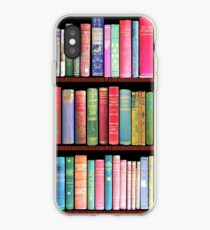 Bookworm Antique books iPhone Case