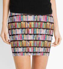 Bücherwurm Antike Bücher Minirock