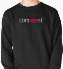 comMUNIst Pullover