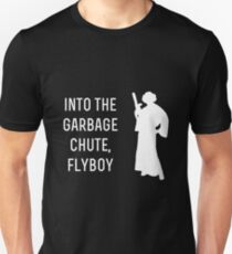 Into the garbage chute flyboy Unisex T-Shirt