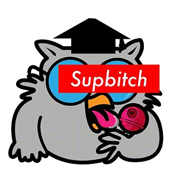 Supbitch - How many licks to Death Star by supbitches