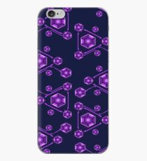 The Hacker in the Shadows iPhone Case