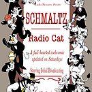 Schmaltz Toon Poster by SDragonhead
