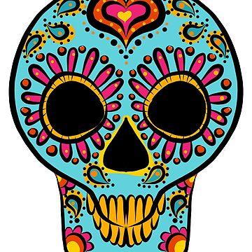 Sugar Skull by sunnyTimeDesign