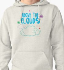 Above the Clouds Pullover Hoodie