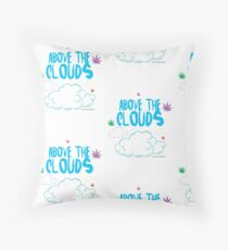 Above the Clouds Floor Pillow