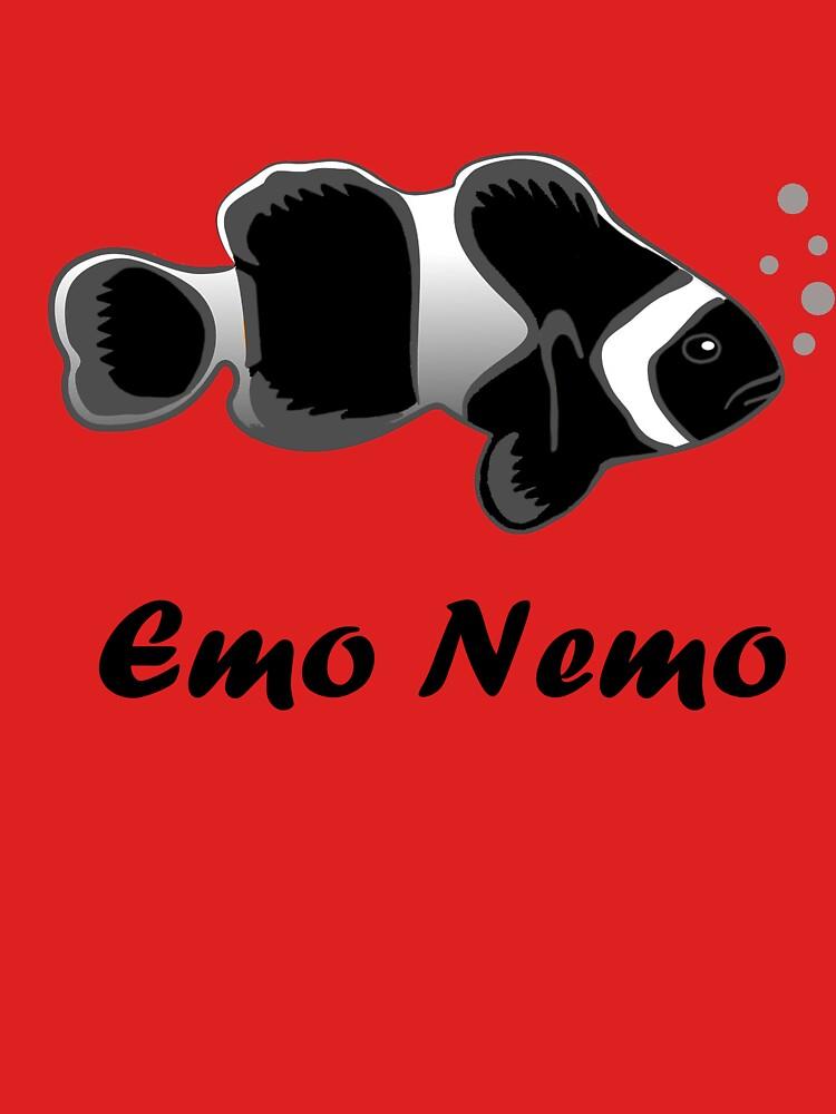 Emo Nemo by SwazzleSwazz