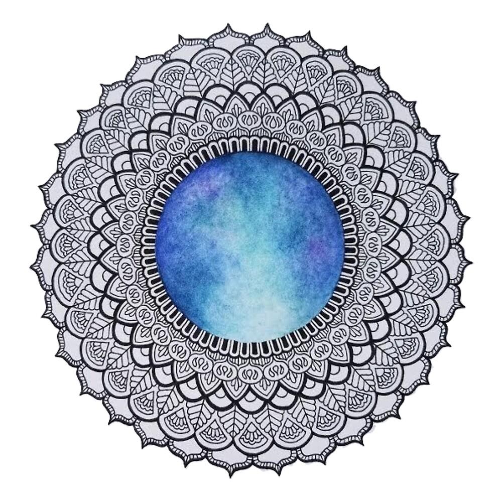 Zentrum der Galaxie von chailyn